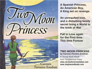 Two Moon Princess